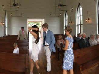 Chapel Wedding Officiant