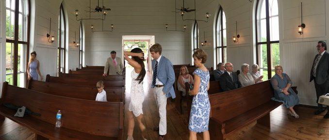 Chapel Wedding Officiant