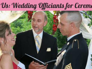 Find A Wedding Officiant